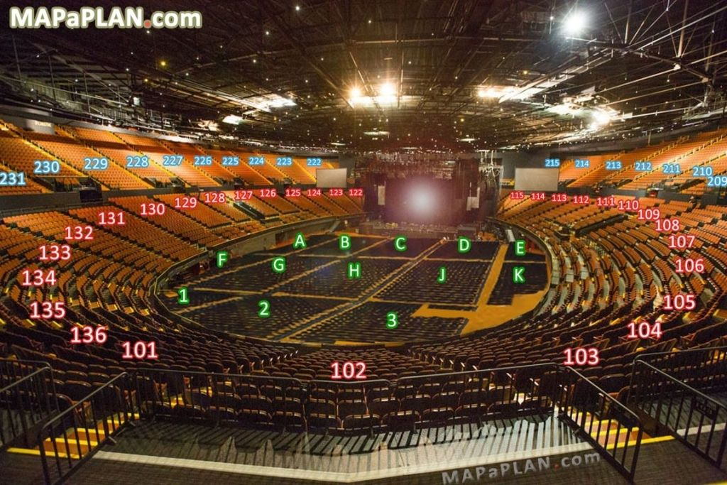 Forum Seating Chart In 2020 Inglewood Seating Charts Concert Stage