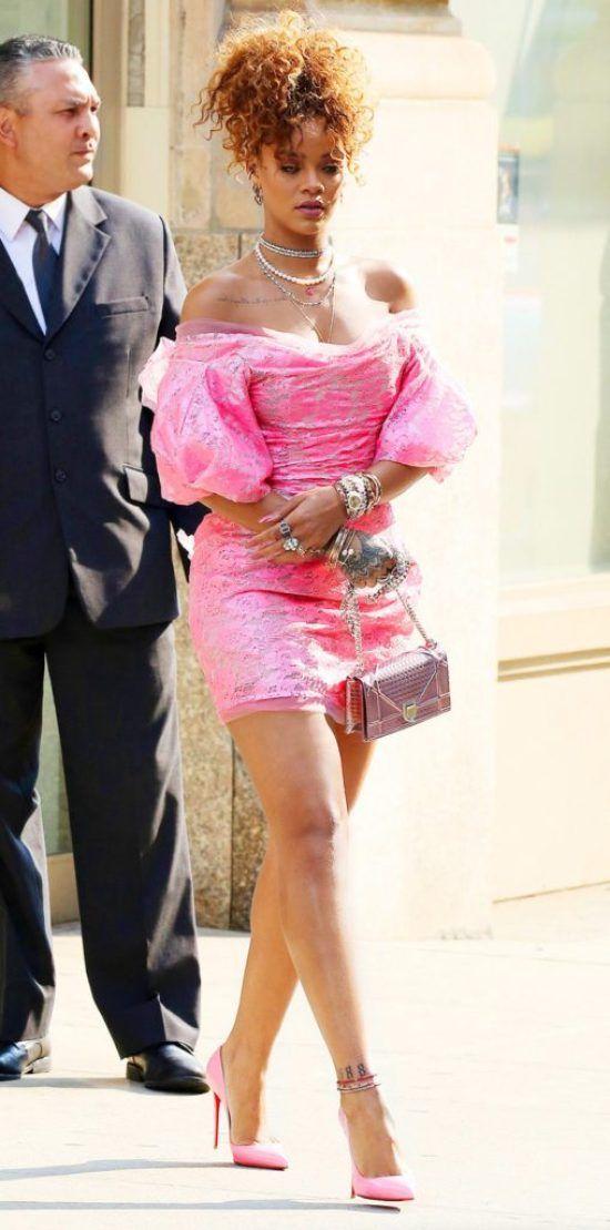 10 Of Rihanna's Best Street Style Looks