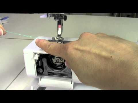 All of the Bernina 350 tutorials are here.