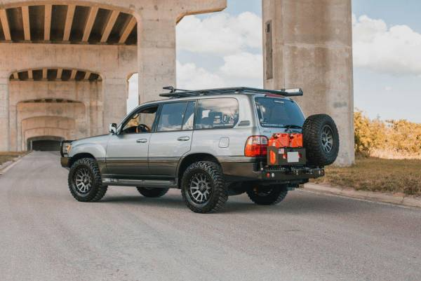 View 1999 Lexus Lx470 Lift Kit