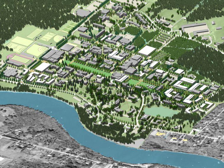 University Of Maine Campus Master Plan University Of Maine Orono Me University Of Maine We Shed Campus