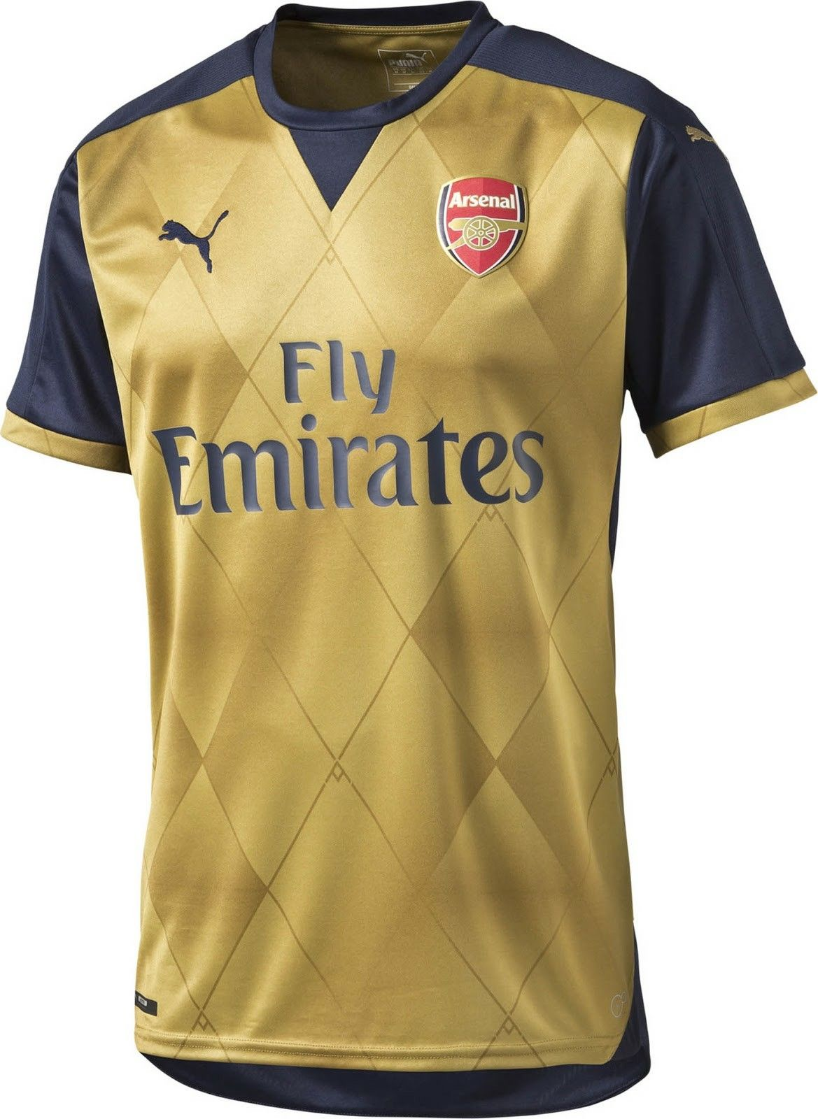 e345e3e6482 PUMA Arsenal Away Kit 2015 2016 Season