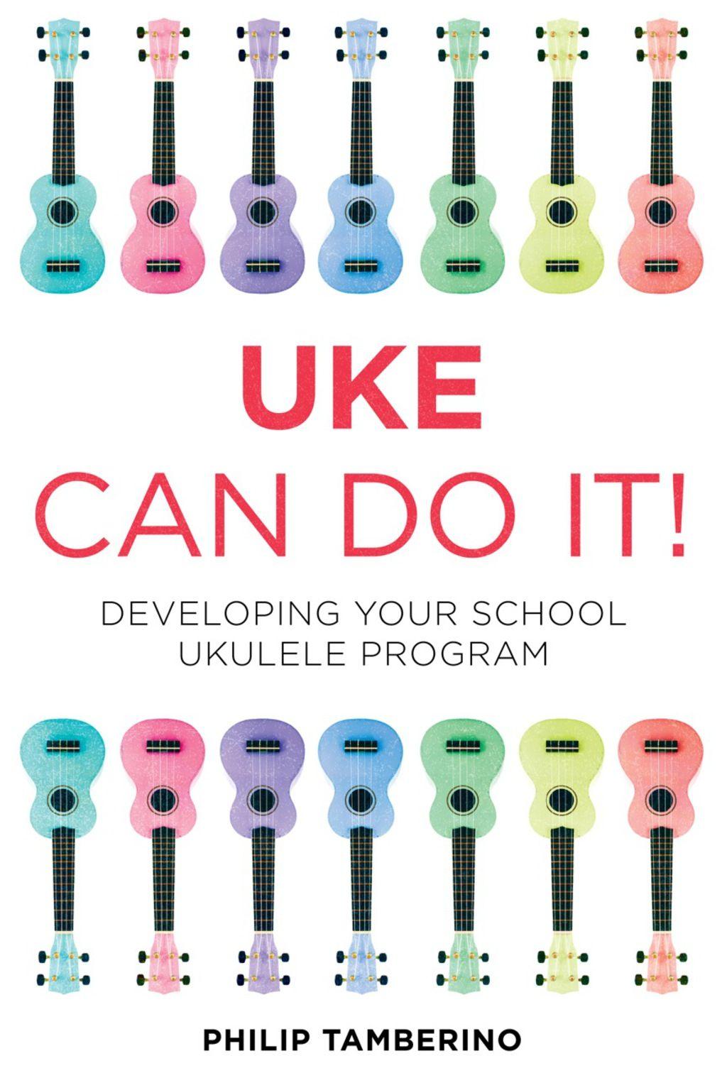 Uke Can Do It Ebook