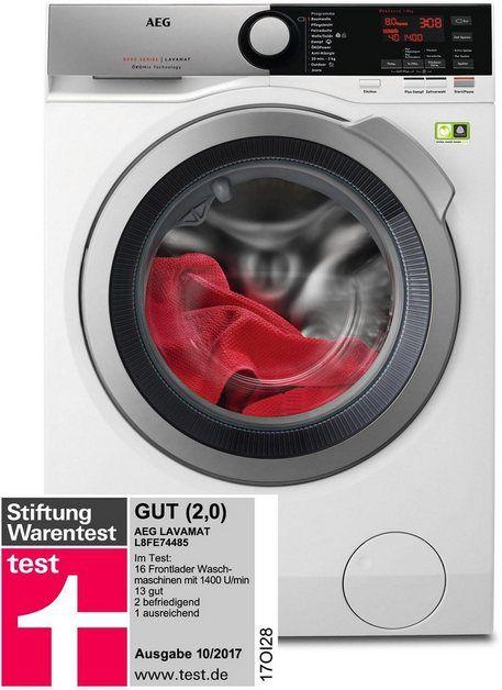 Waschmaschine Serie 8000 Lavamat L8fe74485 8 Kg 1400 U Min