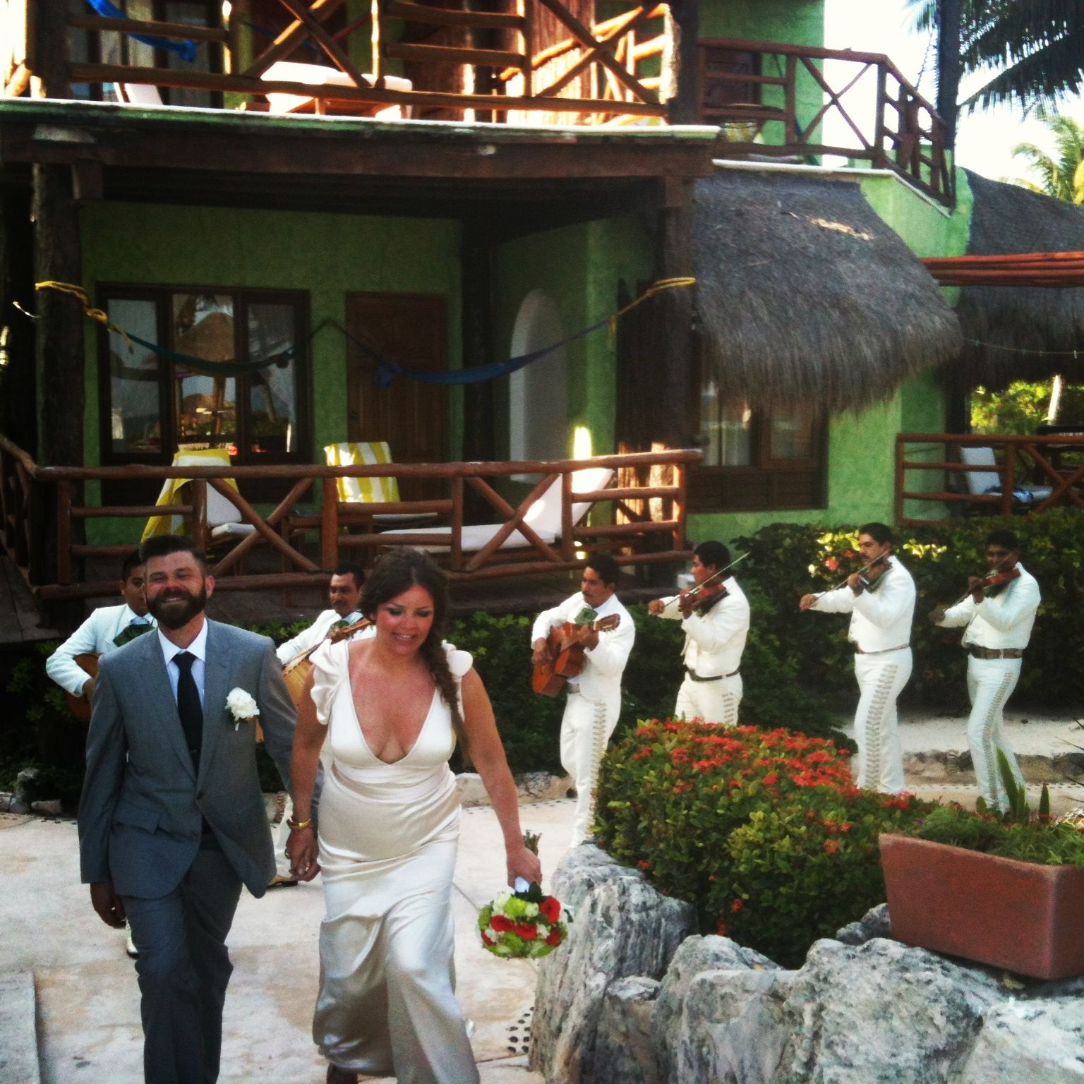 Tara & Ryan's Wedding @ Mahekal Beach Resort