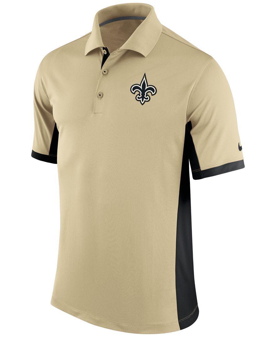 New Men Saints Issue PoloTo Team Men's Wear Nike Orleans dxeQrEoCBW