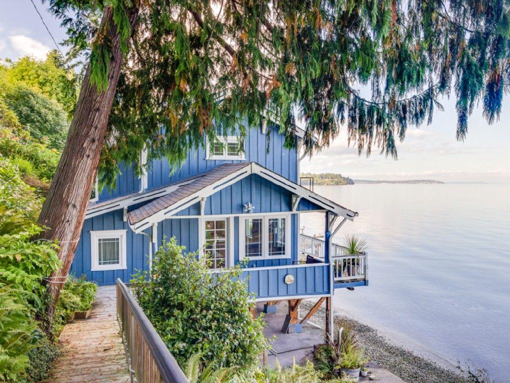 Bainbridge Island Vacation Al Vrbo 498541 3 Br Puget Sound North House In Wa Now Booking Summer Is Beach Cottage 118 L