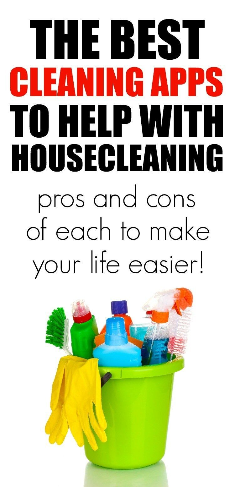 Cleaning Apps The Best Apps to Help with Housecleaning