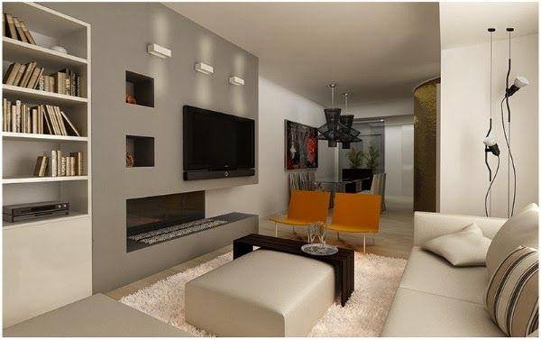Consigli per la casa e l 39 arredamento imbiancare casa il for Pareti colorate casa moderna