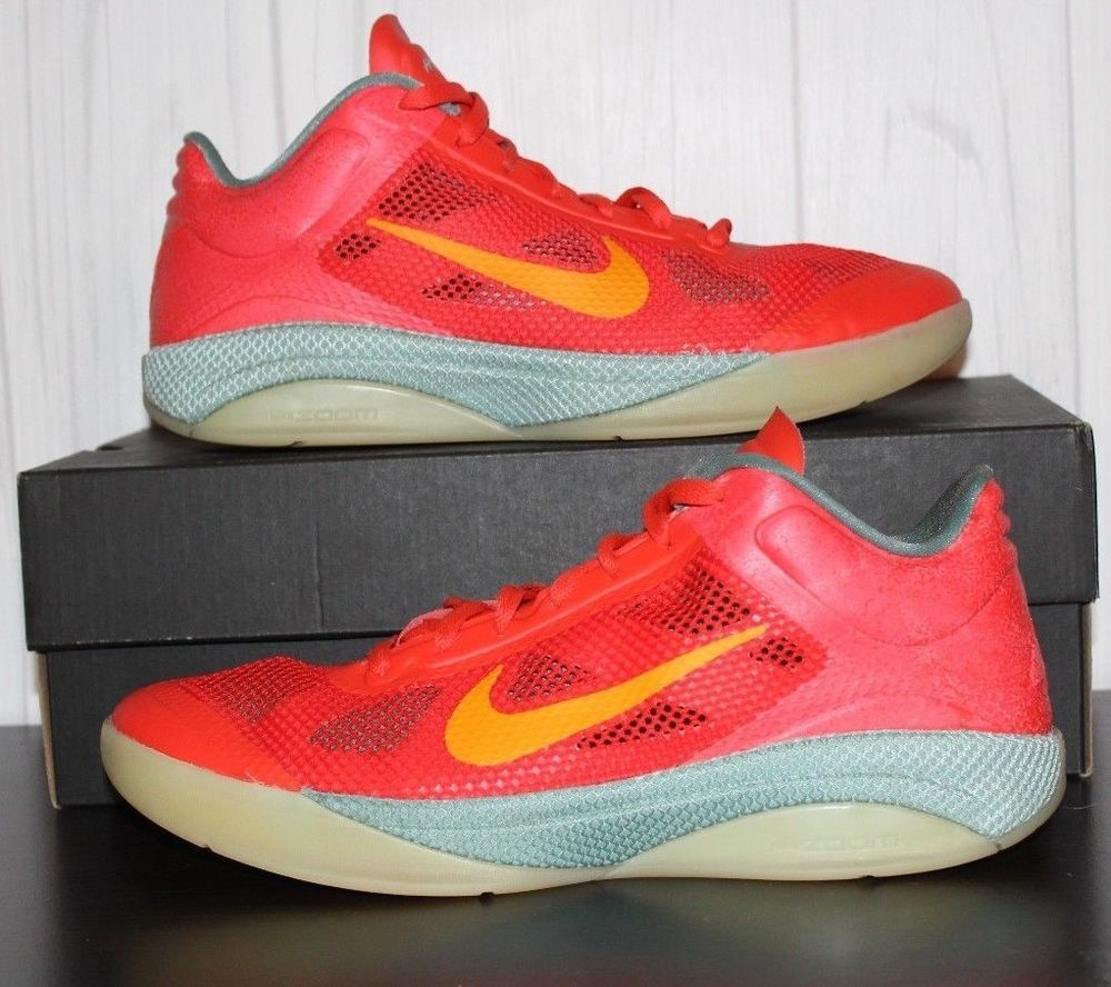 on feet at exquisite style online shop Nike Zoom Hyperfuse Low NBA All-Star Game 2011 West LA ...
