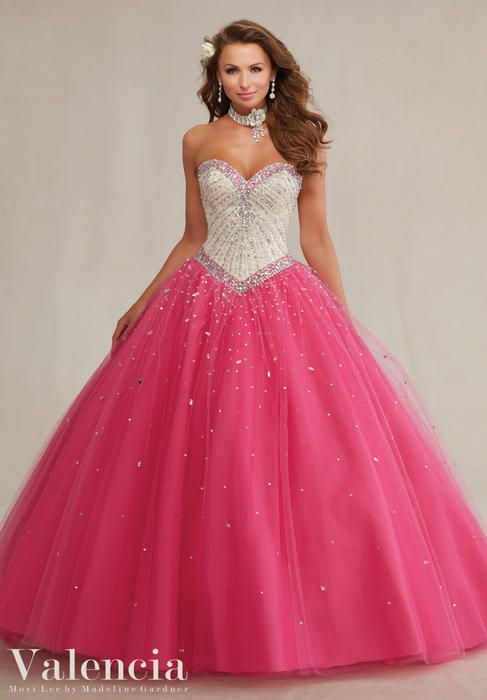 Valencia Quinceanera by Mori Lee | #1 bridal gowns | Pinterest ...