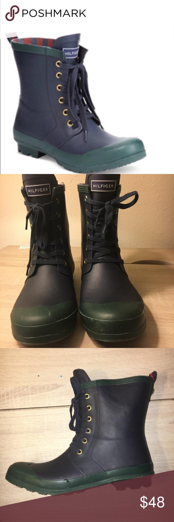 Tommy Hilfiger Renegade Rain Boots