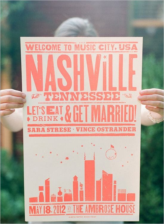 A New Nashville Hotel Music To Our Ears Kimpton Weddings