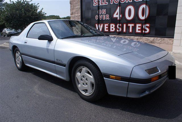 1986 mazda rx7 gxl - Google Search | Cars I've owned | Mazda
