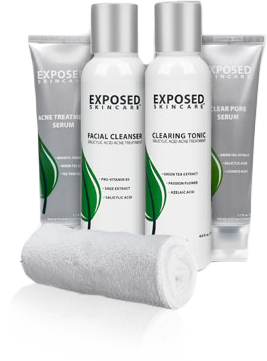 Save 40 Off On A Kit Today Http Www Skincarepromocodes Com Store Exposedskincare Com Exposed Skin Care Exposed Acne Treatment Skin Care Wrinkles