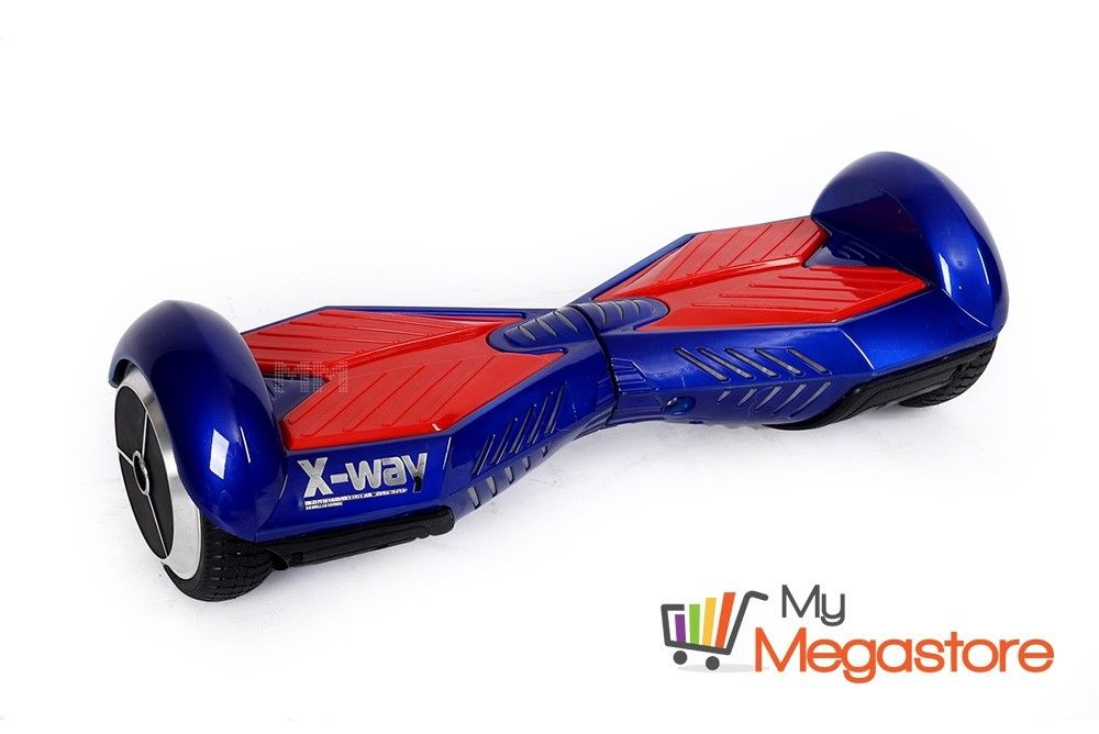 Liomax XWay GL650C High Performance Hoverboard mit
