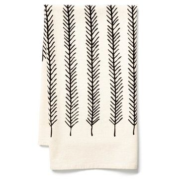 Check out this item at One Kings Lane! Feather Organic Dish Towel