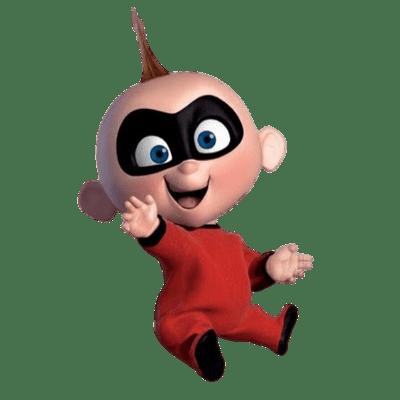 Jack Jack Salutando Los Increibles Personajes Increibles Pixar Jack Y Jack