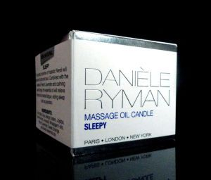 I want this sleepy massage candle...and someone to give me a massage....