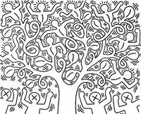 Adult Coloring Page Tree Of Life