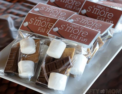 Fall S Mores Party Community Functions Party Treats