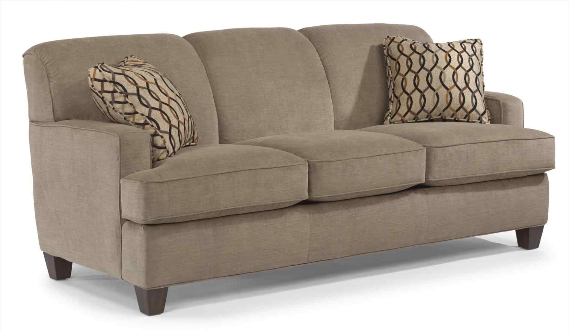 Brilliant Flexsteel Sleeper Sofa Beds Queen Size Best Living Room