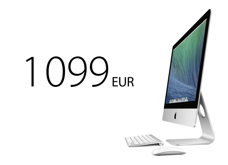 Nový 21,5 palcový iMac len za 1 099 EUR? - http://detepe.sk/novy-215-palcovy-imac-len-za-1-099-eur/