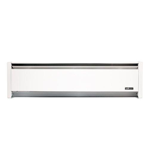 Cadet Softheat 47 Inch Electric Baseboard Heater 120v 750w Hydronic Baseboard Heaters Electric Baseboard Heaters Baseboards