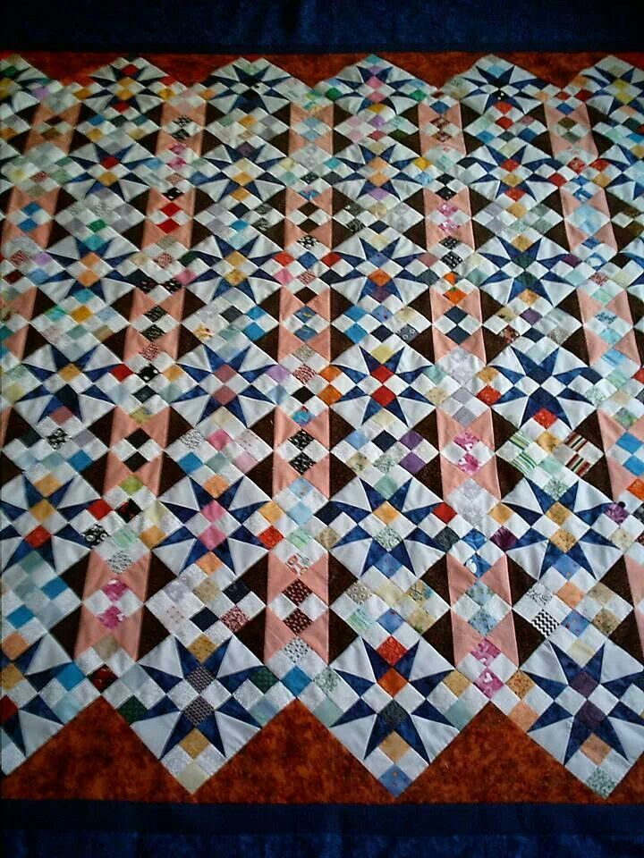 Cathedral Stars Quilt Pattern : cathedral, stars, quilt, pattern, Cathedral, Stars, Classic, Quilts,, Quilt, Patterns