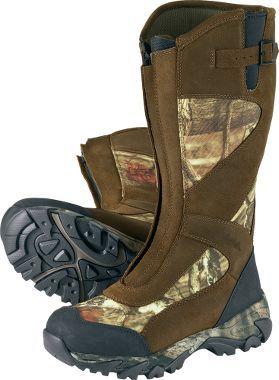 Pinnacle Zipper Snake Boots