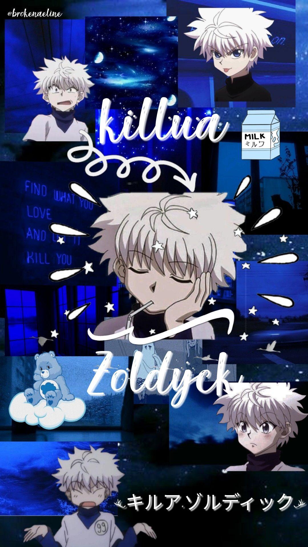 Killua Killua Anime Wallpaper Hunter Anime