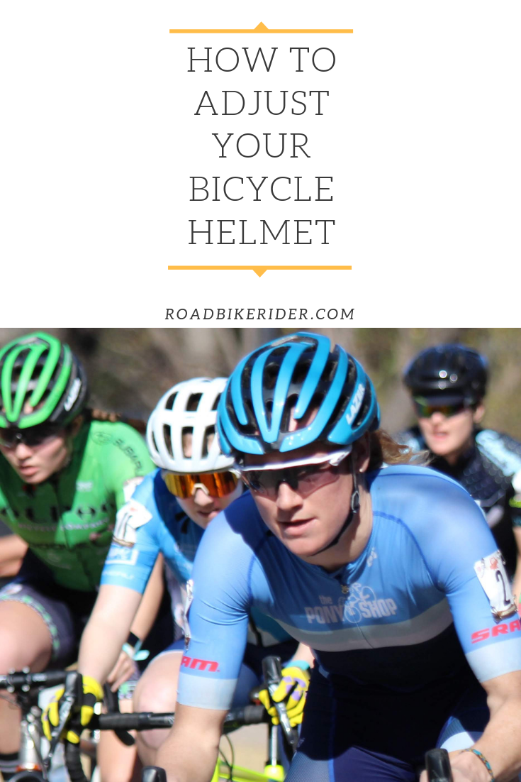 Quick Tip How To Adjust Your Bicycle Helmet Correctly Bicycle