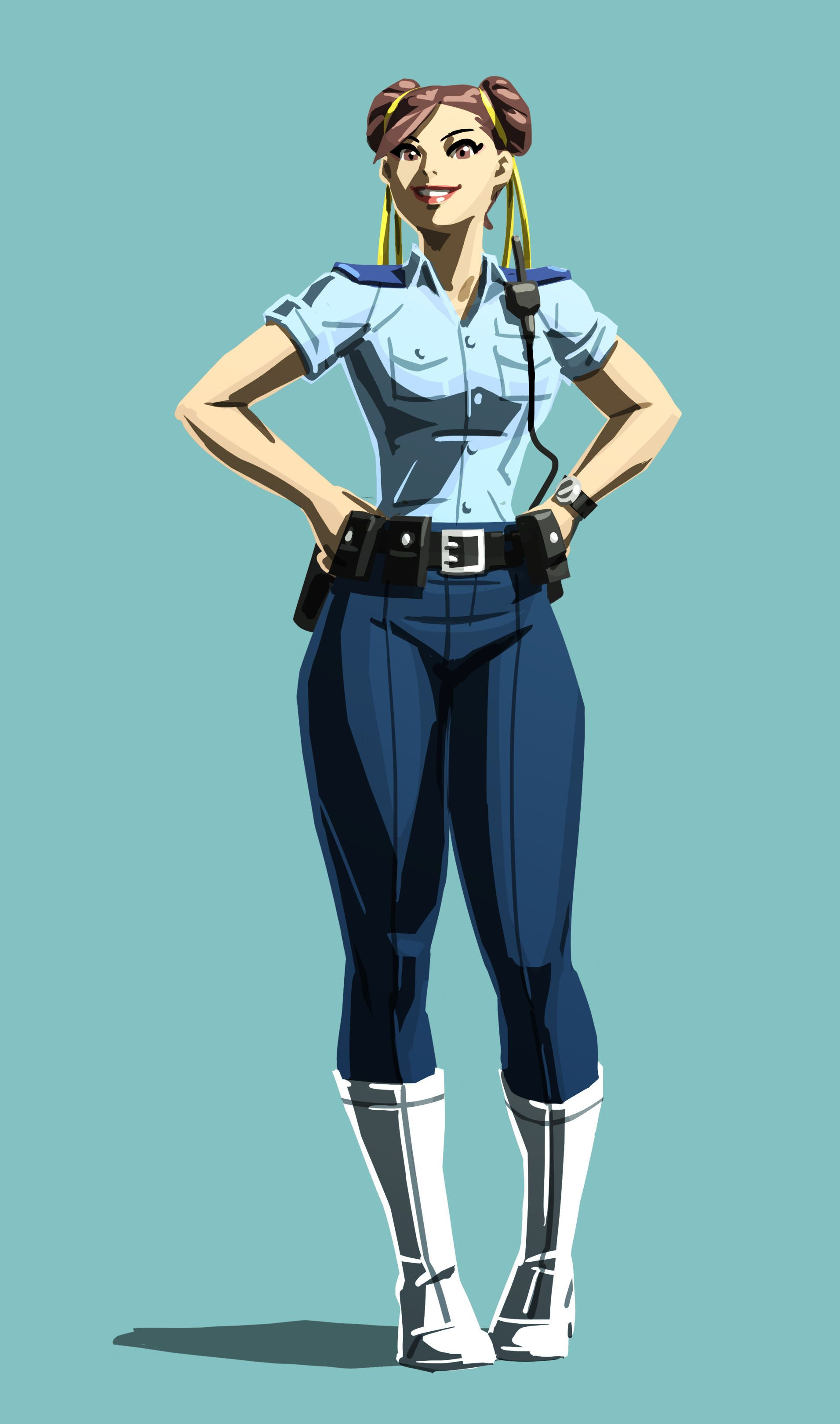 Chun Li Costume Street Fighter 5