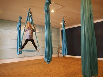 yogapeutics  home  yoga for kids yoga hammock aerial yoga