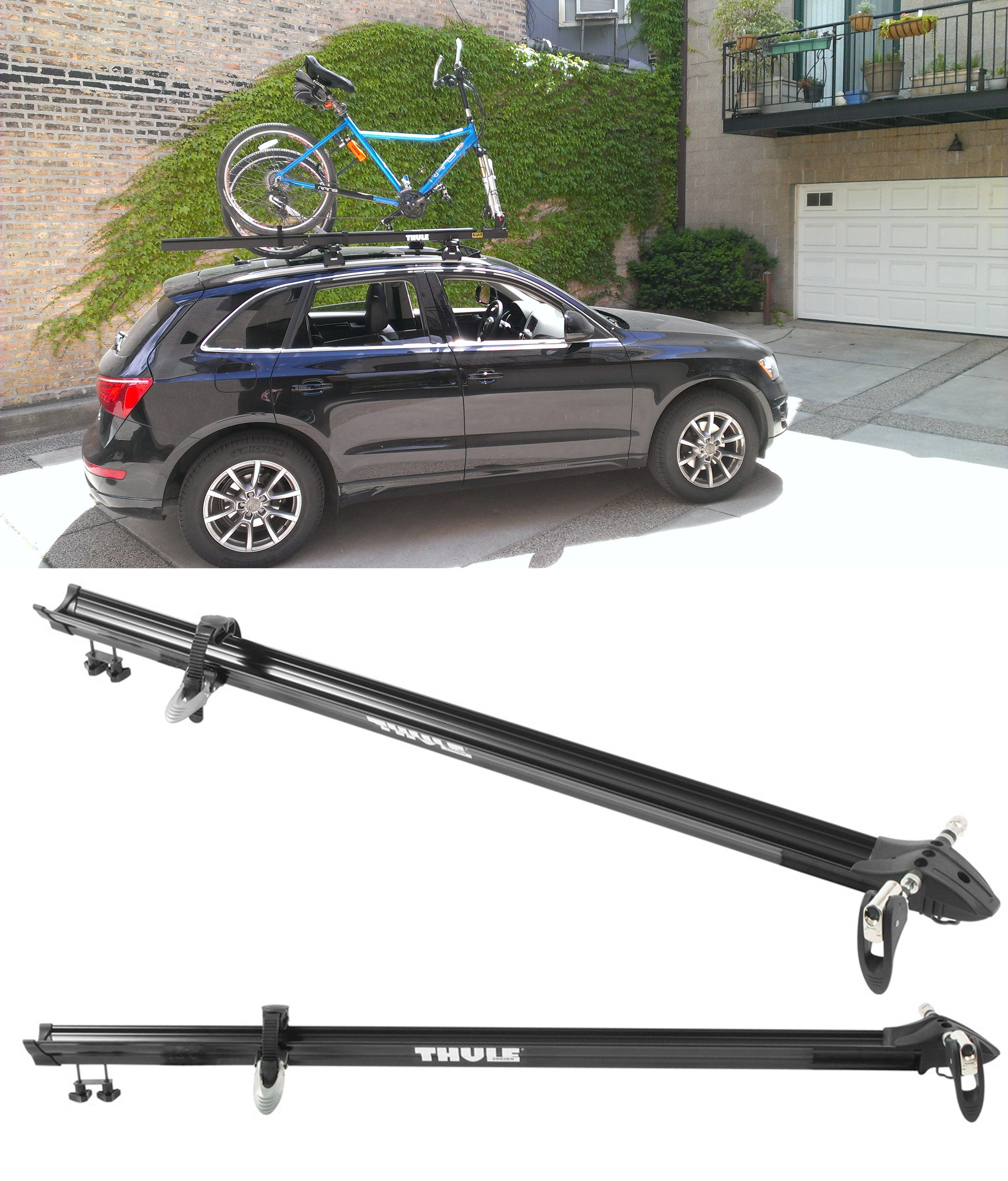 Thule Prologue Xt Roof Bike Rack Fork Mount Clamp On