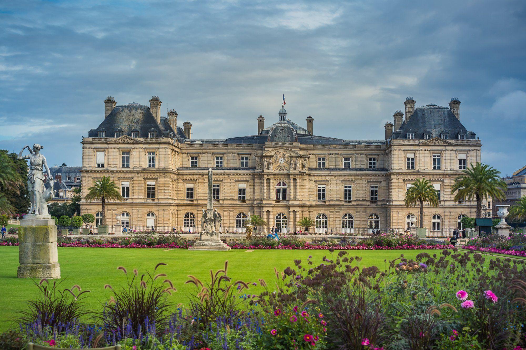 Reserva Jardines De Luxemburgo Paris En Tripadvisor Consulta