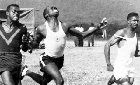 George Rhoden George Rhoden a great Jamaican athlete Jamaica50 Jamaica Land We