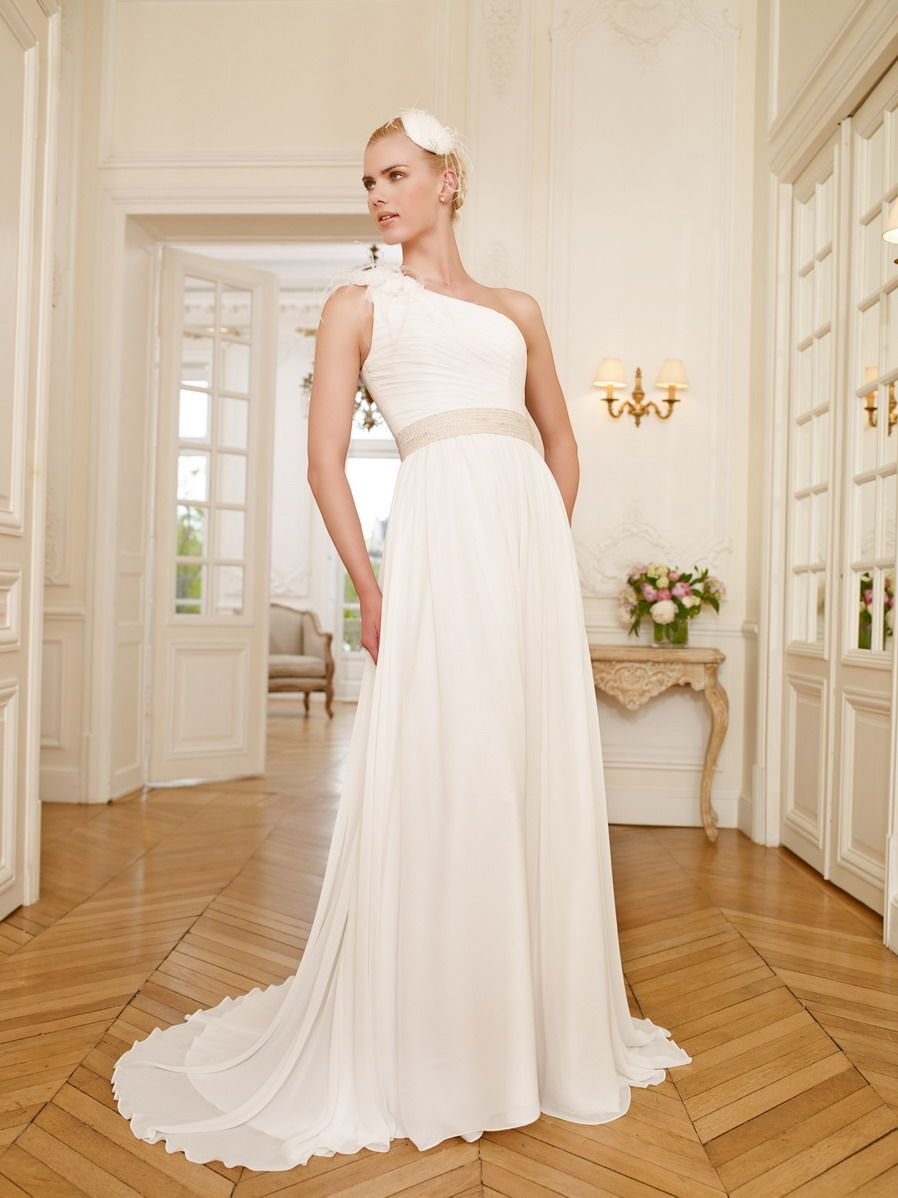 Pronuptia Paris Bridal Gown Style - Mandele | Fall Beauty ...