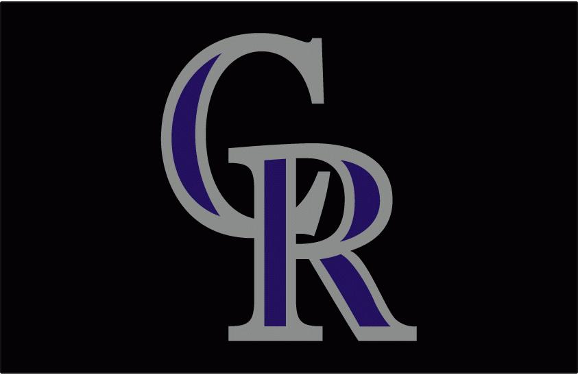 Colorado Rockies Cap Logo Colorado Rockies Rockies Baseball Colorado Rockies Baseball