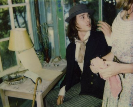 Benny & Joon. Or the moment my Johnny Depp Obsession began. Pretty sure I can still quote this film verbatim.