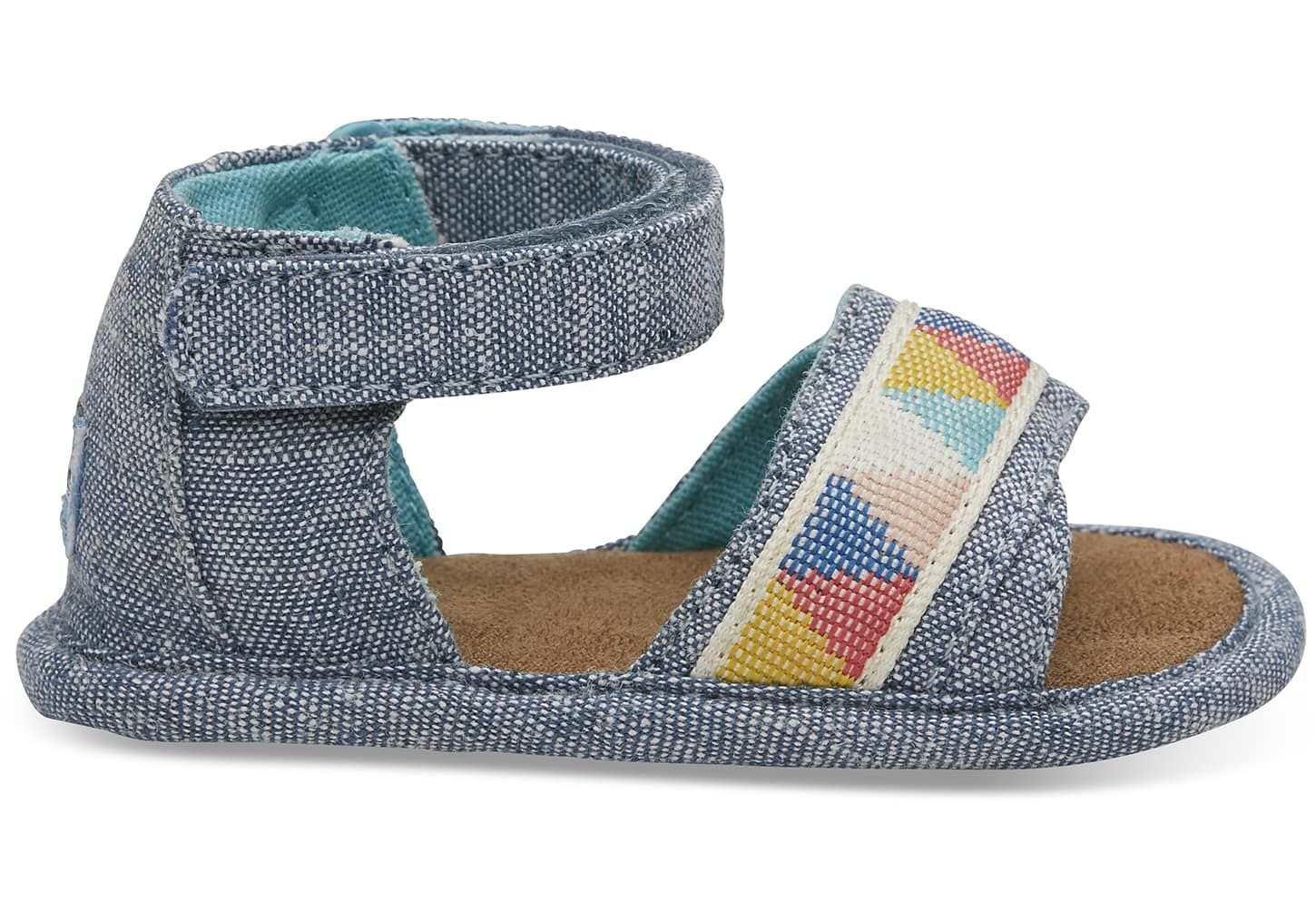 Tiny toms, Baby sandals