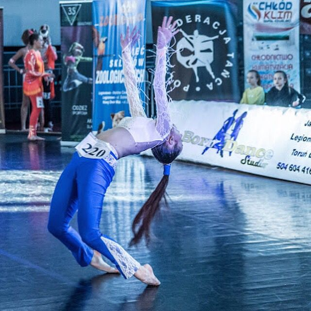 Wiktoria Sudomierska Destination Senior Team Disco Dancer