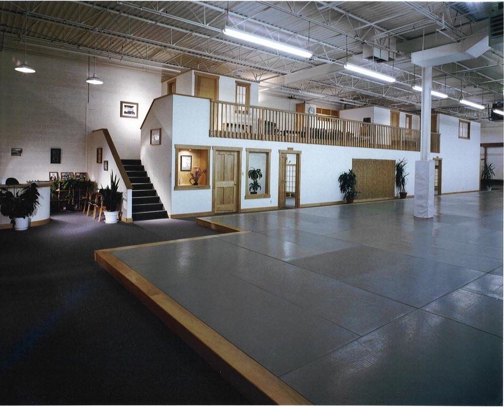 Boulder Aikikai Dojo Designs In 2019 Martial Arts Gym