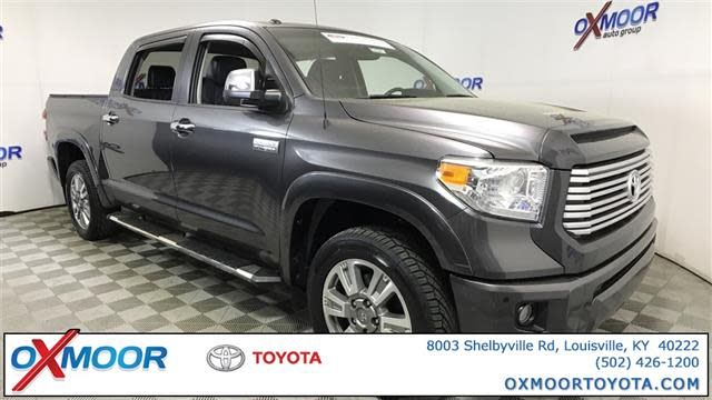 CPO 2015 Toyota Tundra Platinum For Sale At Oxmoor Toyota In Louisville, KY  For $39,800. View Now On Cars.com. | Cars | Pinterest | 2015 Toyota Tundra,  ...