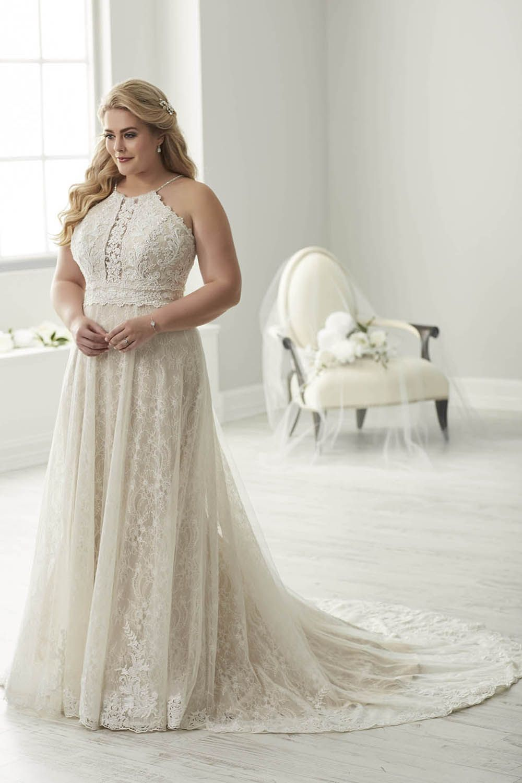 Jacquelin Bridals Canada 29314 Wedding Gown This Modern Romantic A Line Featu Christina Wu Wedding Dress Designer Bridal Gowns Wedding Dresses Plus Size