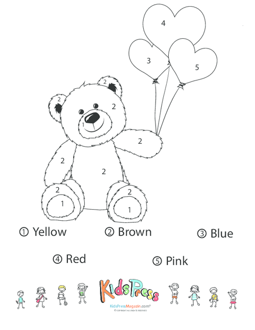 Care Bear Coloring Pages Teddy bear coloring pages, Bear