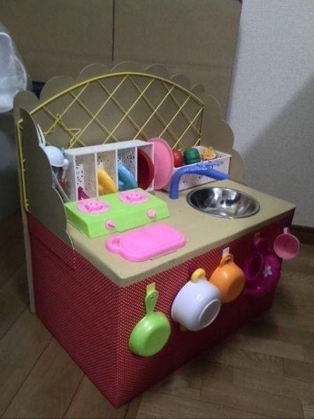 赤ちゃんや幼児が喜ぶ 100均簡単手作りおもちゃ7選 手作りおもちゃ