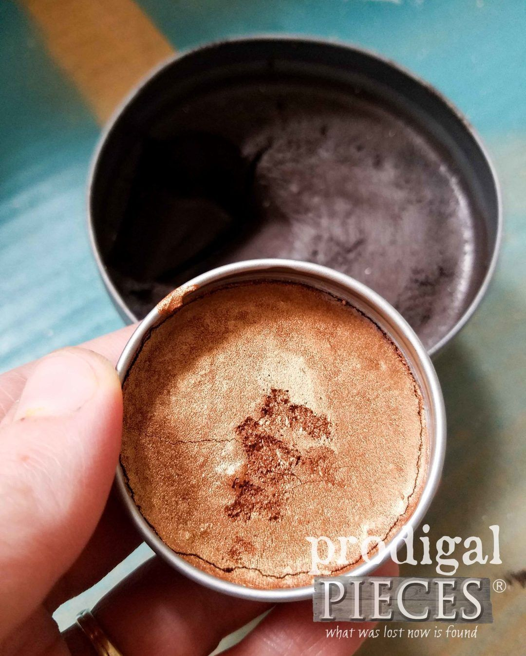 Gilding Wax 30ml Gilding wax, How to