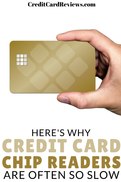 This Is Why Credit Card Chip Readers Are So Slow Creditcardreviews Com Credit Card Technology Credit Card Cards