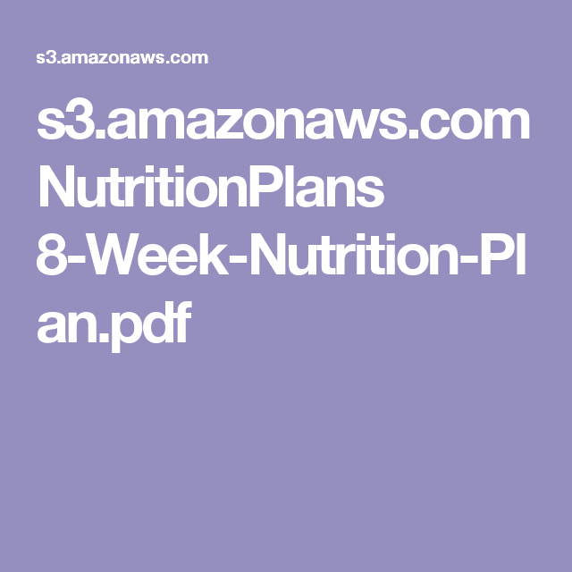 tone it up nutrition plan pdf